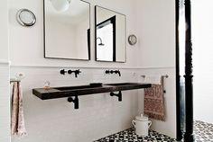 #bathroom #tile