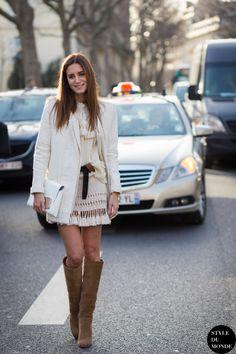 Gala Gonzalez Amlul Street Style Street Fashion Streetsnaps by STYLEDUMONDE Street Style Fashion Blog