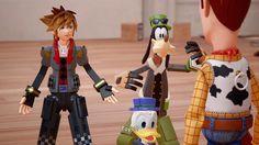 LIMA VAGA: Mundo de Toy Story presente en Kingdom Hearts 3