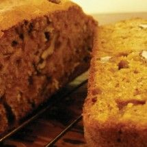 Sweet Potato Bread. i have made this three time this week, also good to give as a gift with the recipe attached