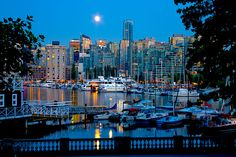 At #5, Vancouver is the only Canadian city to make the top 10 CNBC's World's Best Places to Live 2011 list. She is renowned for making numerous rankings of the world's most livable city.