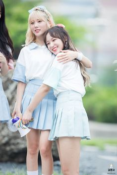 Luda and Cheng Xiao