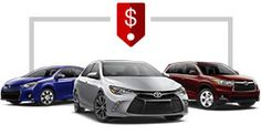 Toyota's website is modern yet easy on the eyes and tame.  It's easy to use navigate.  The color scheme is simple and the type is effective.  The imagery really serves as the hero of this site