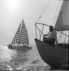 Vintage regatta #Inspiration #Sailboat