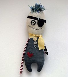 008 | Art doll by saxony art