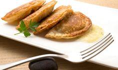 Receta de Empanadillas de patata, aceitunas y anchoas