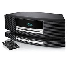 Bose Wave SoundTouch Music System w/ Built-in WiFi Totally need this in my life! Bose Wave SoundTouch Music System w/ Built-in WiFi Shelf System, Music System, Bose, Wifi, Iphone Cases, Waves, Qvc, Building, Amazon