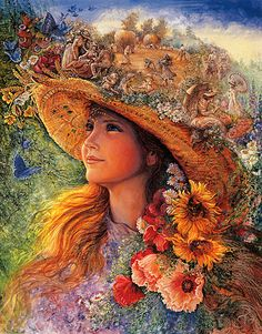 If you're looking for the best selection of FREE Josephine Wall Screensavers, this is the place. If you want even more Josephine Wall desktop enhancements, you hit the jackpot! Josephine Wall, Fantasy Kunst, Fantasy Art, Art Expo, Most Beautiful Paintings, Awesome Paintings, Beautiful Artwork, Amazing Art, Beautiful Pictures
