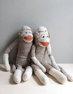 Understand this Sock puppy toy vintage