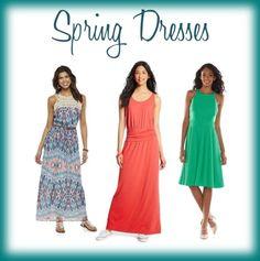 Spring Dresses for 2015