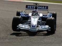 jacques villeneuve 2006 | Jacques Villeneuve, BMW, Nurburgring, 2006
