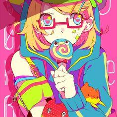 anime vocaloid tumblr rin - Tìm với Google