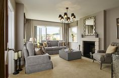 The real hook for rugby fans may be that these prestige properties are built on the site of the old London Irish ground, which is only 27 minutes away from Twickenham by train. The connection doesn't stop there, as the site was officially opened by Rugby World Cup winner and former England international Kyran Bracken.