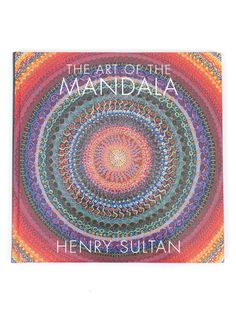 A collection of over 50 mandala paintings by Henry Sultan. Colorful and varied, these mandalas range in style from abstract geometric forms to visual narratives. In his work, Sultan explores color and shape, presenting square, circular, and diamond mandalas in every conceivable hue.