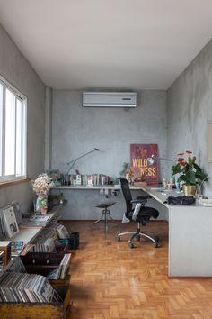 Freunde von Freunden — Gustavo McNair & Ana Elisa Arietti — Creative Director & Designer, Apartment, Centro, São Paulo