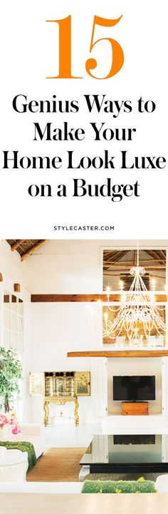 Interior Design Tips For Any Home And Any Budget ** Read more at the image link. #homedecordiy