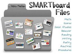 SMARTboard Files by J. Meacham