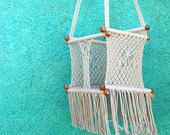 Little Hippie Hanging Chair Baby Chair, Baby Swings, Lush Green, Hanging Chair, Different Colors, Colours, Unique Jewelry, Handmade Gifts, Etsy