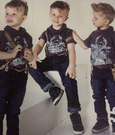 Toddler Boy Haircuts, Toddler Boys, Kids Boys, My Boys, Boy Hairstyles, Little Man, Hair Trends, Boy Fashion, Boy Outfits
