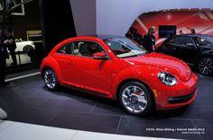 VW Beetle Detroit NAIAS 2012