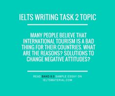 IELTS Writing Lesson     Task   Opinion Essay  Thesis led Approach     This post explains the difference between IELTS writing test band   and  band   task   answers  Get the score you deserve in writing task