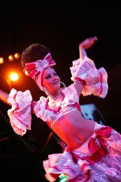 Showgirl Tropicana de Cuba