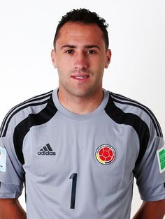 David Ospina from Colombia Top 10 Goalkeepers at World Cup 2014 in Brazil Brazil World Cup, World Cup 2014, Fifa World Cup, Best Football Team, National Football Teams, Lionel Messi, Teofilo Gutierrez, James Rodriguez Colombia, Football Transfers