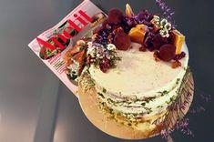 Oříškovo – kávový dort s krémem z mascarpone