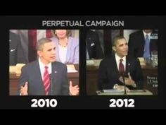 Obama Goes 'Green' by Recycling Speeches From the Past 3 Years!