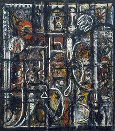 Palimpsest - Richard Pousette-Dart