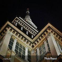 #Torino raccontata dai cittadini per #InTO  Foto di tave_97 #torino #mole #moleantonelliana #night