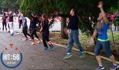 Bosque de Tlalpan ¡Gran entrenamiento! #FunctionalFitness #SiTeCansasSigues