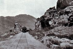 The railway line leading into Stormberg, scene of the Battle of Stormberg on December 1899 Cape Colony, Armed Conflict, Destruction, Trek, South Africa, Mount Rushmore, Britain, Past, Battle