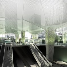 Image 9 of 14 from gallery of Train Station / Metro Architects. © Johan Ahlquist