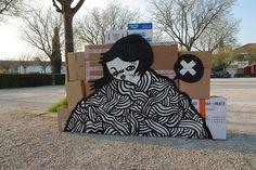 #streetart #goddog  Expo Gare 2010 by - GoddoG -, via Flickr Urban Street Art, Graffiti, Dogs, Doggies, Graffiti Illustrations, Pet Dogs, Dog, Street Art Graffiti