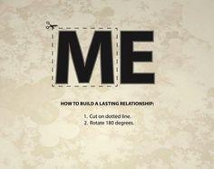 Me x We | Pense nisso na gestão do relacionamento.