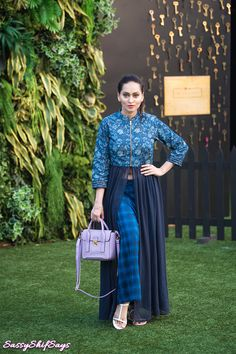 Lakme Fashion Week 2017 Day 2 Look With BIBA – Sassy Shif Says