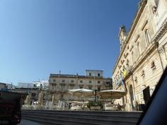 Macchina, Ostuni→Cisternino, Italia (Luglio)
