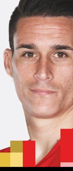 Jugador Seleccion nº 752 Nombre: José Callejón