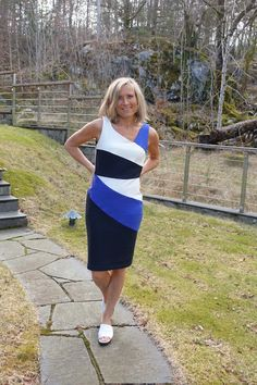 Ellen's Sewing Passion: Colorblock Collection