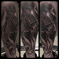 A horse portrait from today with some @carlostorresart inspired filigree #horse #horsetattoo #filigree #filigreetattoo @skinart_mag @tattooistartmag @madzilly.aso @superb_tattoos @tattoo_art_worldwide @savemyink @tattoodo @inkedmag @inksav  #bng #bngis #bngtattoo #blackngrey #blackngreytattoo #greywash #greywashtattoo #greyscale #greyscaletattoo #tattoo #tatovering #artntattoo #viborg #danmark #taot
