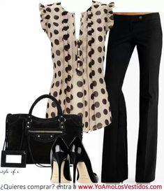Classy Spring & Summer Work Outfit by Fashionista Trends~Add a cardigan for comfort! Casual Mode, Semi Casual, Casual Chic, Classy Chic, Comfy Casual, Smart Casual, Work Wardrobe, Capsule Wardrobe, Wardrobe Basics