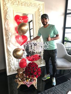 Rose Gold Balloons, Bubble Balloons, Ballon Decorations, Birthday Decorations, Baby Birthday, Birthday Gifts, Birthday Hampers, Gift Hampers, Gift Baskets
