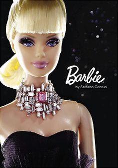 even barbie wears pink diamonds.