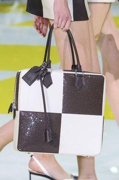 9210bcd4a Louis Vuitton at Paris Fashion Week Spring 2013 - Prada Tote - Ideas of  Prada Tote
