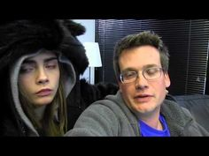 Question Tuesday with Cara Delevinge of Paper Towns - YouTube