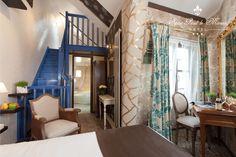 PARIS I Hôtel Saint-Paul Le Marais - 8, Rue de Sévigné, 75001 PARIS - A Superior Double Room