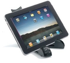 Get a streamlined stand for your tablet and at the same time add this Explosive Sound System! The Wiz BX7 is a Bluetooth capable stand for your tablet. Works with all Bluetooth 2.1 capable tablets. Get one now and stand back as the sound blows you and your friends away! Bluetooth Speakers, The Wiz, Mp3 Player, Friends, Boyfriends