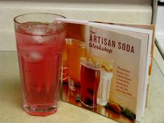 The Art Of Baking: The Artisan Soda Workshop:Cream Soda Syrup