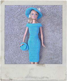 Crochet - Barbie's Star Stich Dress